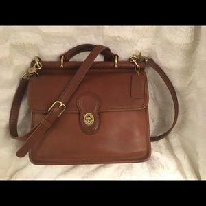 Coach Vintage Willis Bag #9927